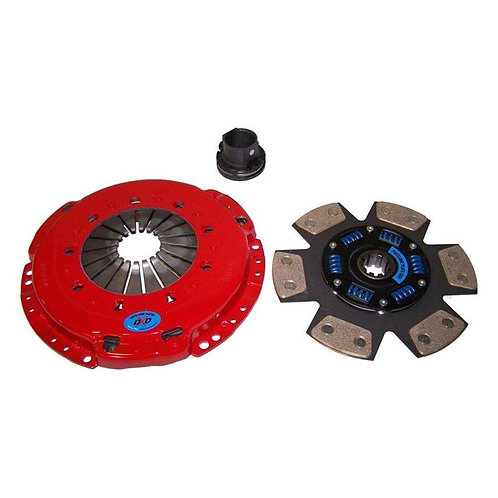 SOUTH BEND STAGE 2 CLUTCH KIT W/FLYWHEEL | GOLF GTI / R | JETTA GLI | 2015+