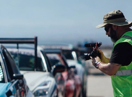 5 TIPS FOR FILMING VIDEO AT THE RACE TRACK