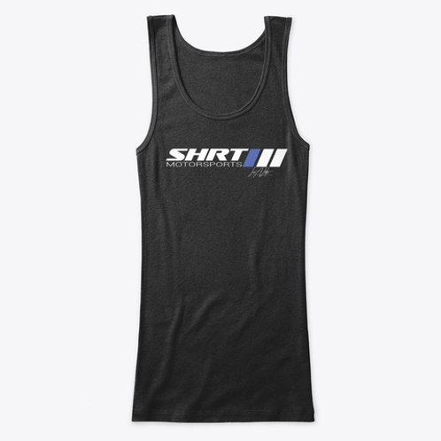 SHRT MOTORSPORTS WOMEN'S FITTED TANK TOP