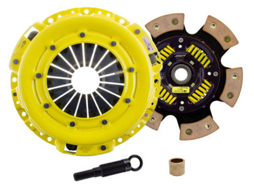 ACT HD/RACE SPRUNG 6 PAD CLUTCH KIT | 2007-2008 350Z | 2009-2016 370Z