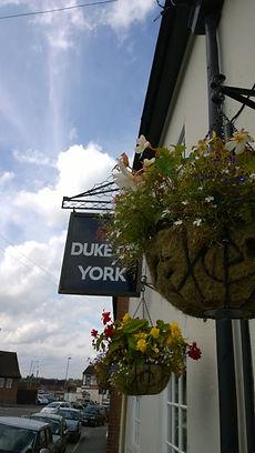 Duke of York Lichfield