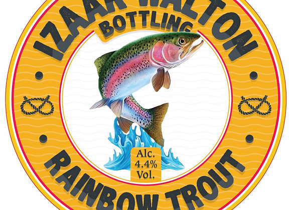 **LOCALLY BREWED** RAINBOW TROUT