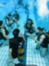 Plongée evry, club de plongée Evry Courcouronnes, Plongée 91