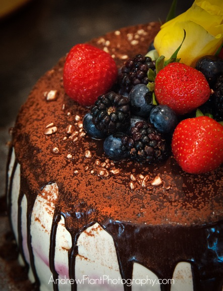 Cake - food photography
