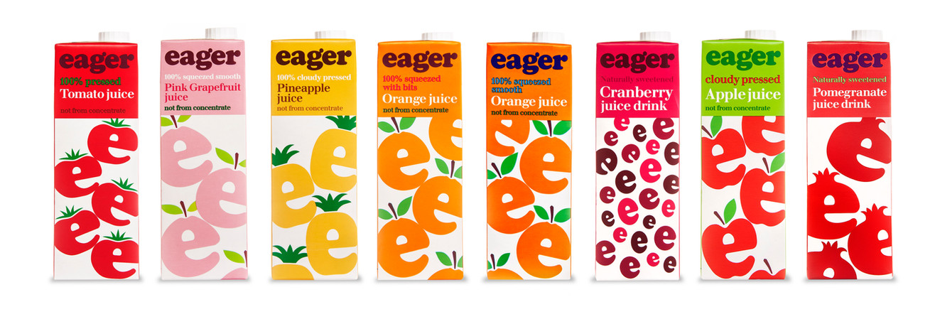 Eager Fruit Juices