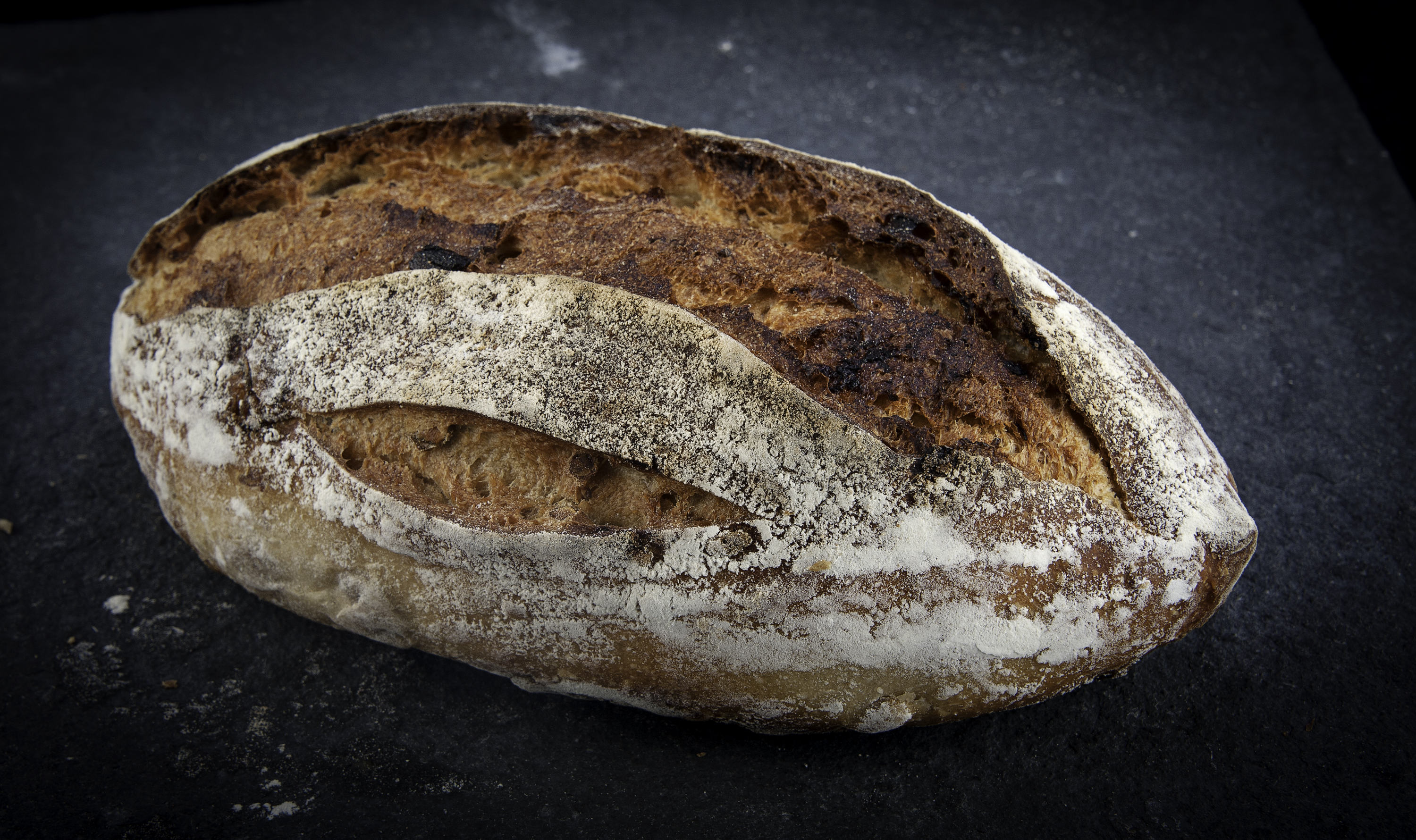 Food photography - bread