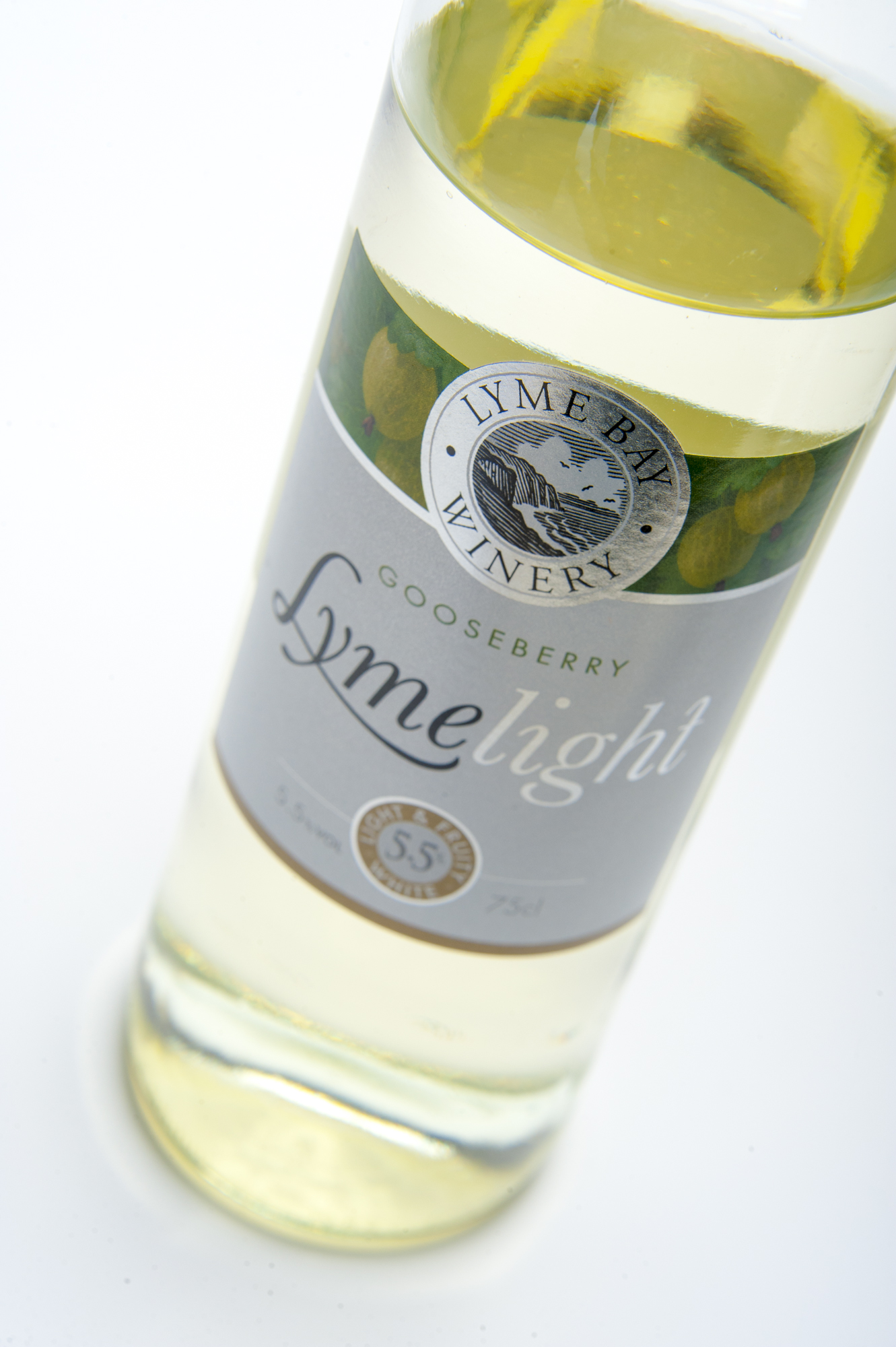 Lyme Bay Winery Product Photography