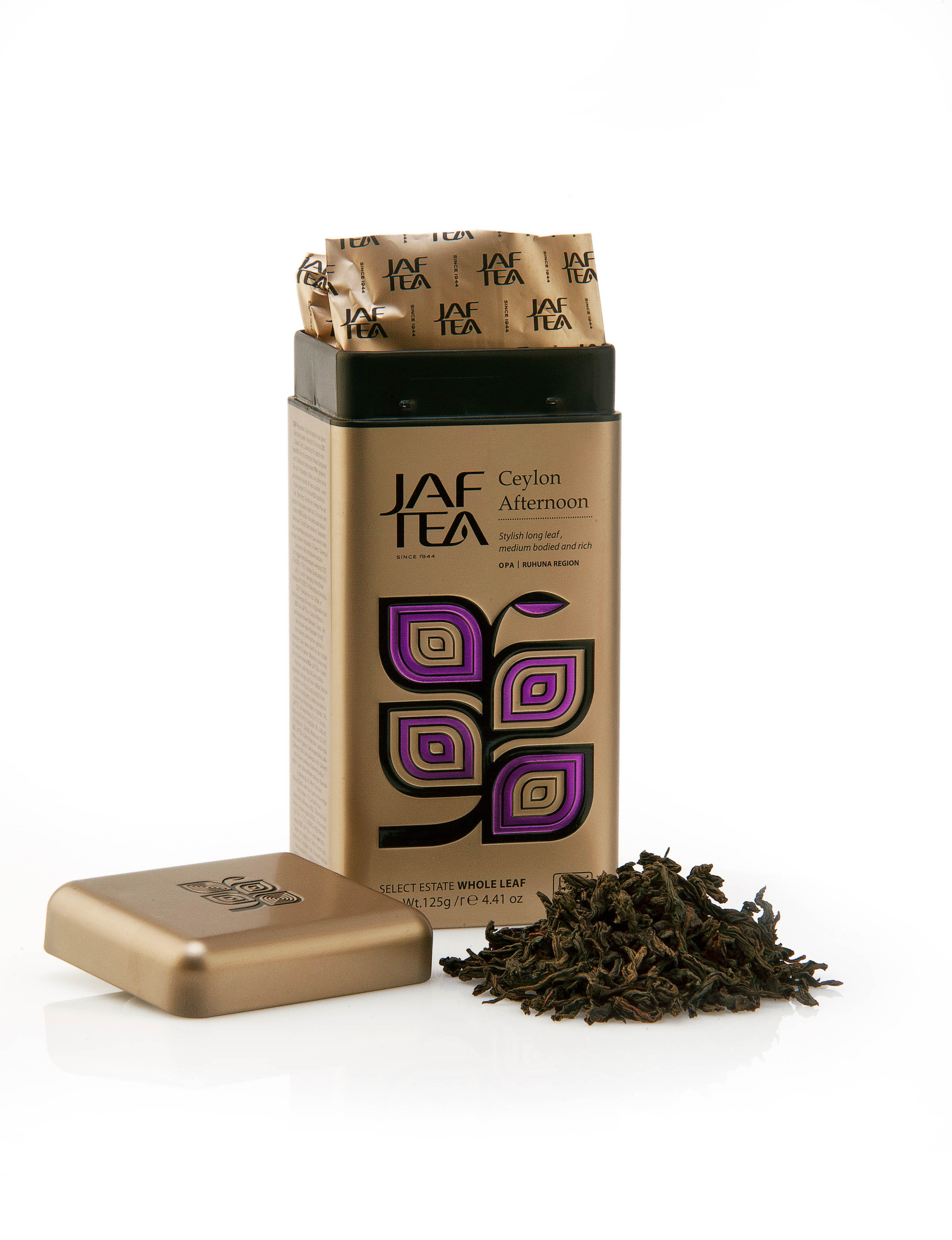 Tea Product Photography