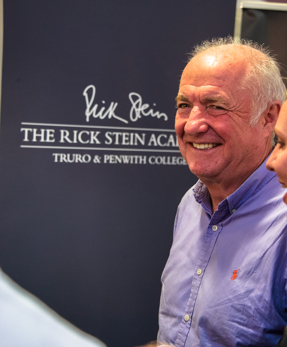Rick Stein Poole - Food Photography