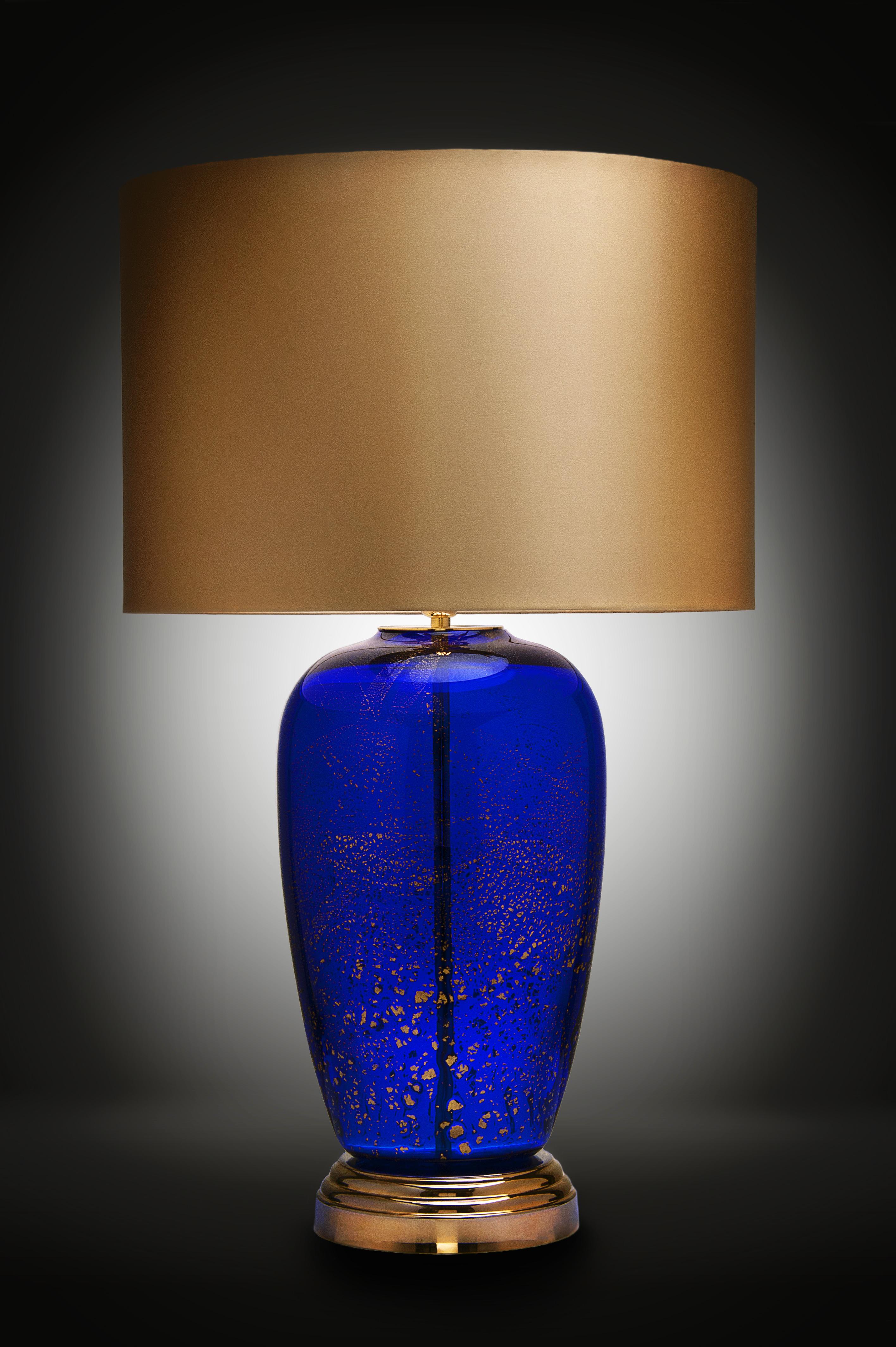 blue lamp o1