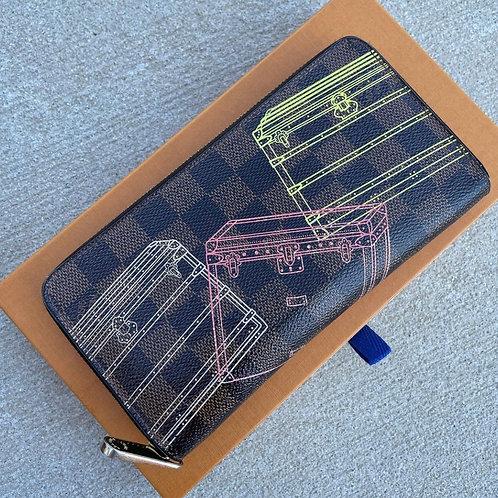 Louis Vuitton Zippy Trunks