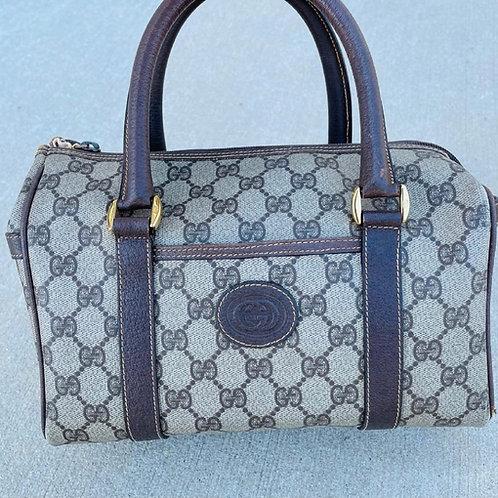 Vintage Gucci Boston Bag