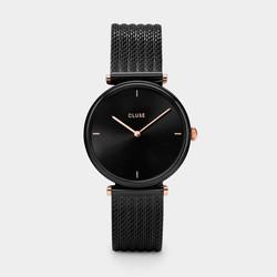 montre-cluse-triomphe-mesh-black-black-1