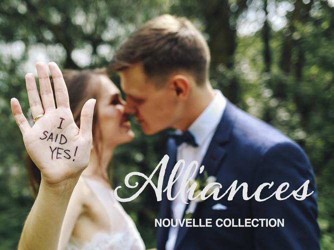 mariage alliance