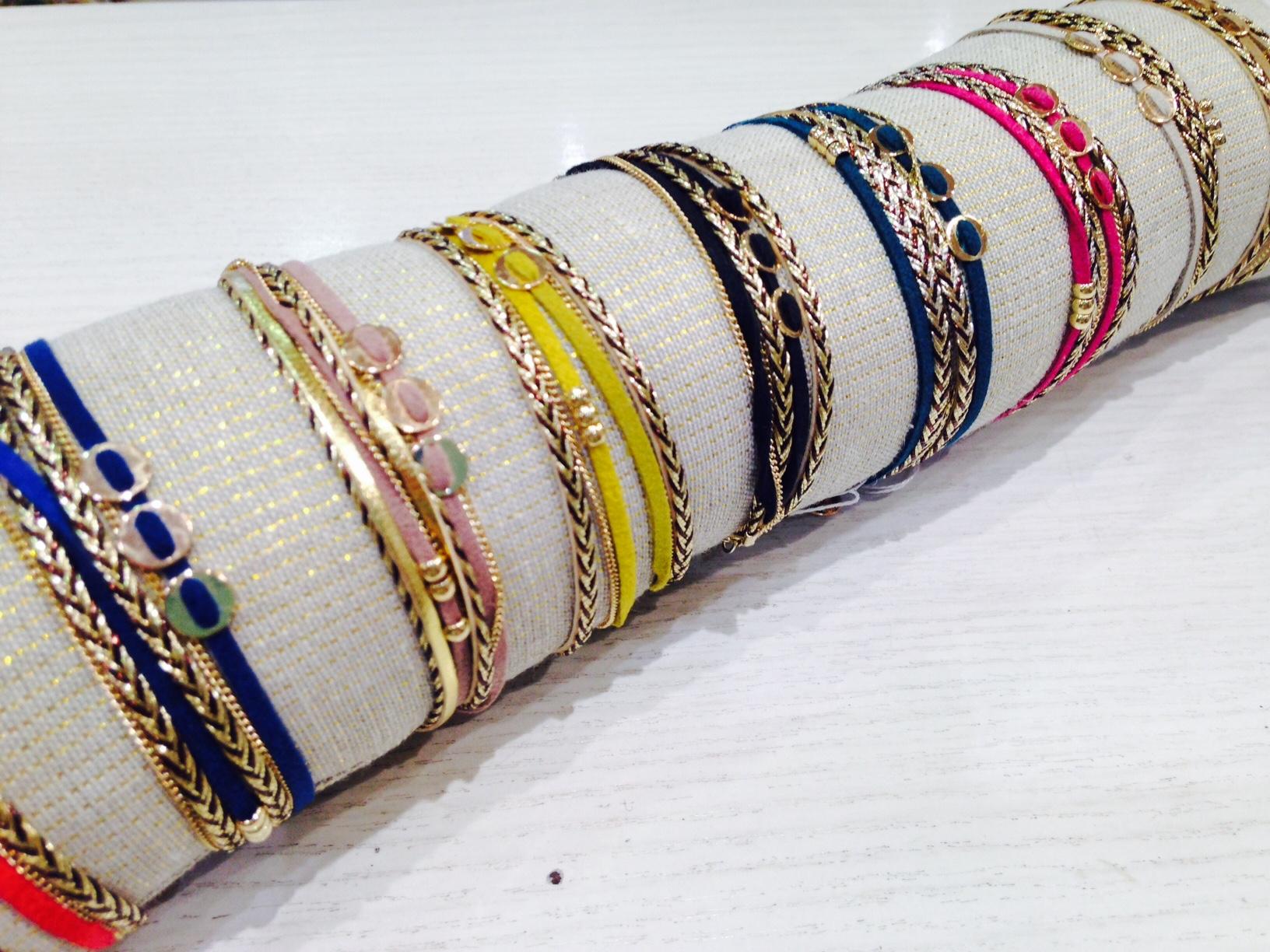 bracelets by garance