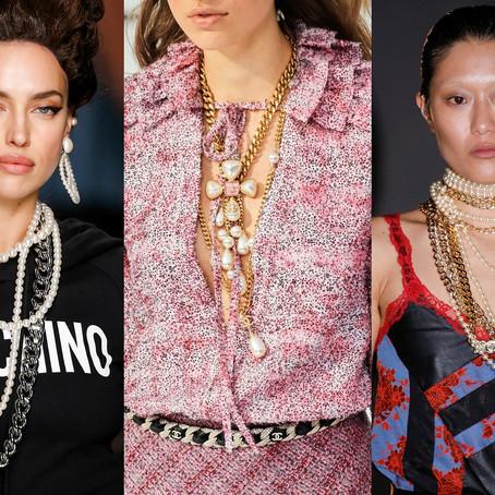 Tendances bijoux automne hiver 2020-2021