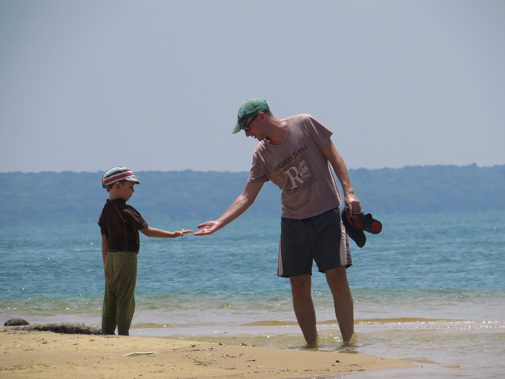 Another family loving their holiday in Sri Lanka