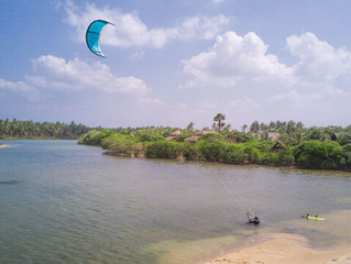 Kite Hotel: Right on the spot in kite paradise