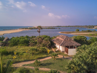 Beach bungalow Sri Lanka: Luxury blended with nature in paradise