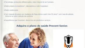 Prevent Senior, o Primeiro e Único Plano de Saúde Pensado no Adulto+