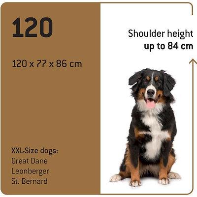 Maelson 120cm Soft Kennel