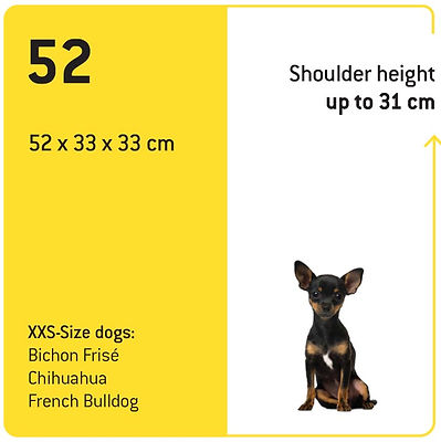 Maelson 52cm Soft Kennel