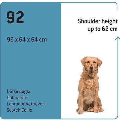 Maelson 92cm Soft Kennel