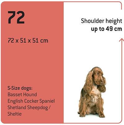 Maelson 72cm Soft Kennel