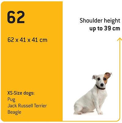 Maelson 62cm Soft Kennel
