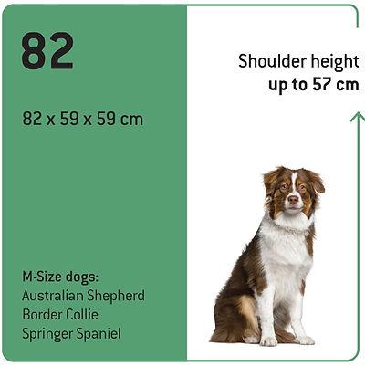 Maelson 82cm Soft Kennel