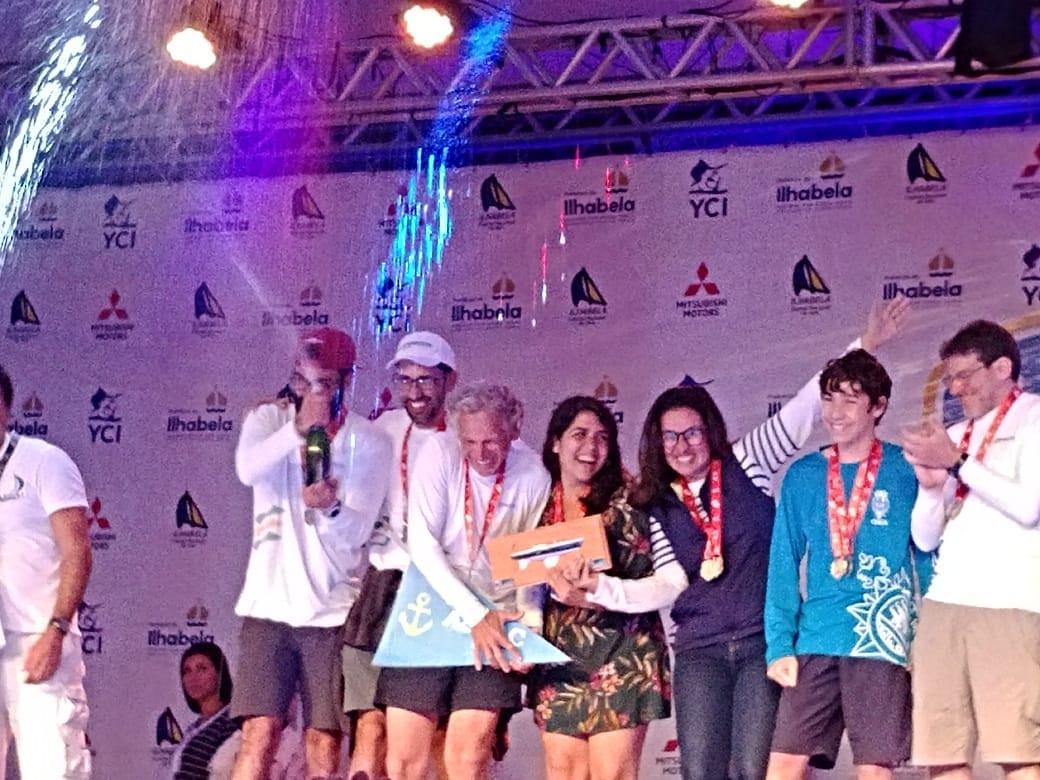 Premiação Asbac Clube