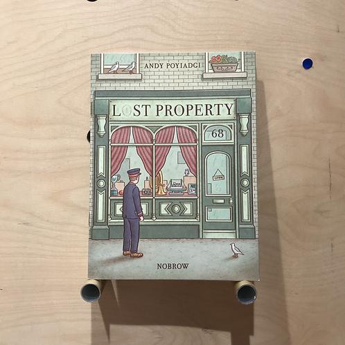 Lost Property - Andy Poyiadgi