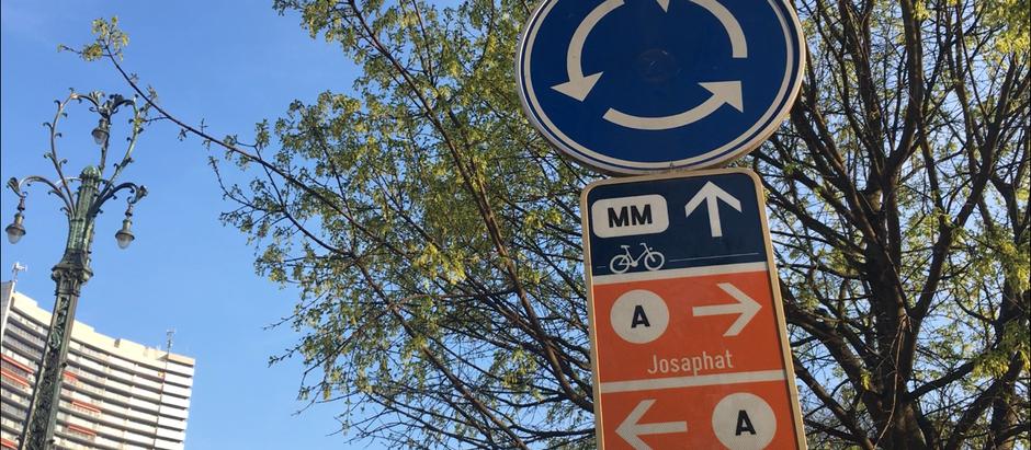 Schaarbeek stelt zeven gemeentelijke fietsroutes in