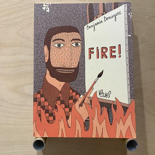 Fire - Benjamin Demeyere