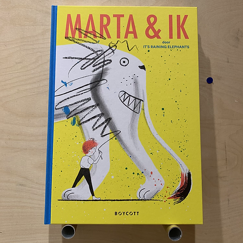 Marta & Ik - It's raining elephants