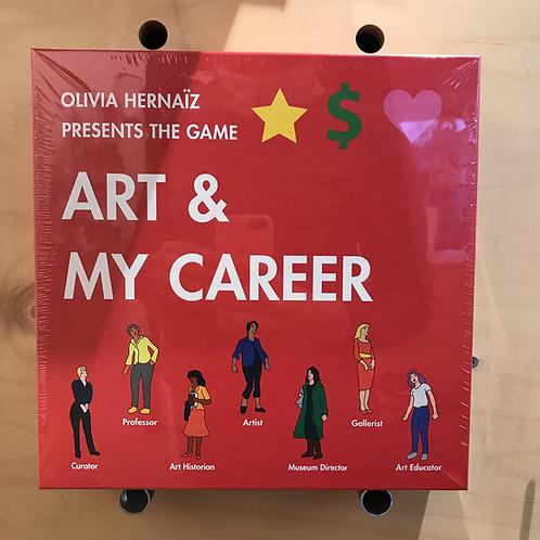 Board Game 'Art & my Career'
