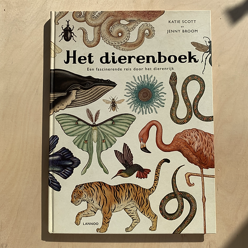Het Dierenboek - Lannoo