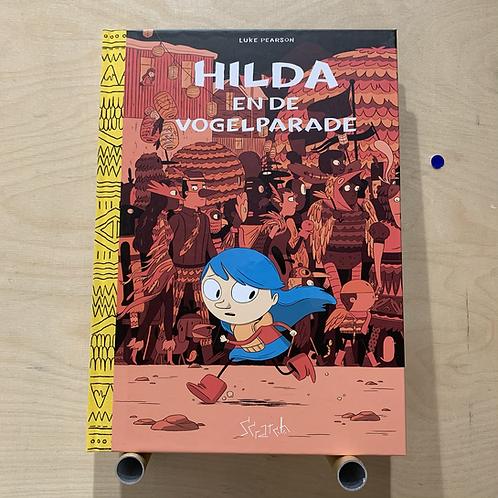Hilda en de vogelparade - Luke Pearson