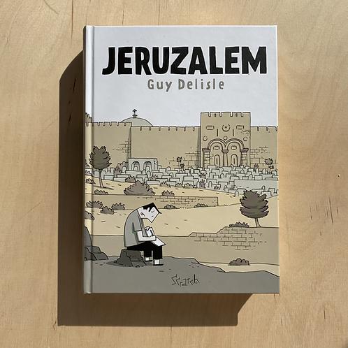 Jeruzalem - Guy Delisle (NL)