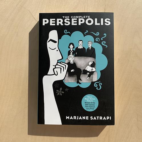 Persepolis - Marjane Satrapi (ENG)