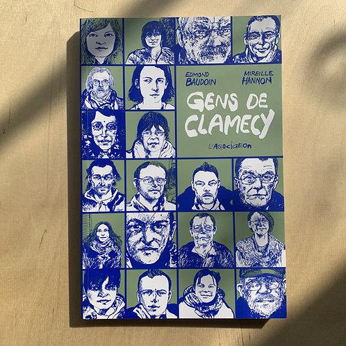 Gens de Clamecy - l'Association