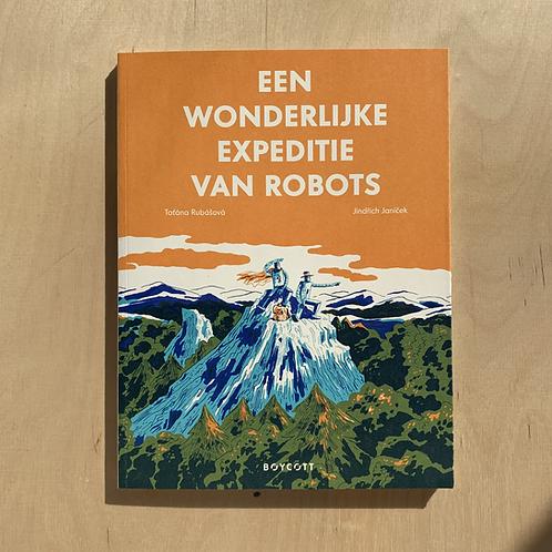 Een wonderlijke expeditie van robots