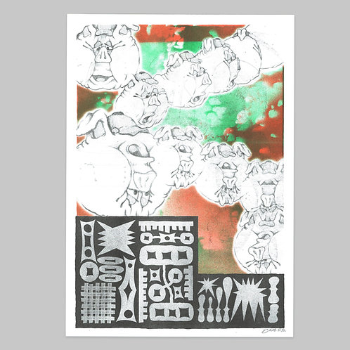 Printed noises #7