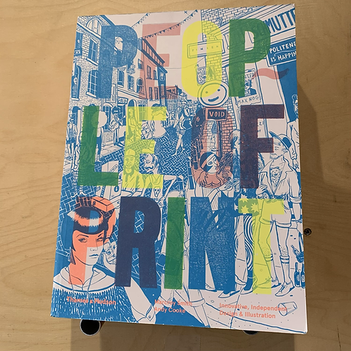 People of print - Andy Cooke, Marcroy Smith