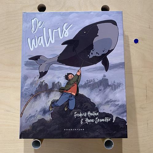 De walvis - Hanne Dewachter, Frederik Hautain
