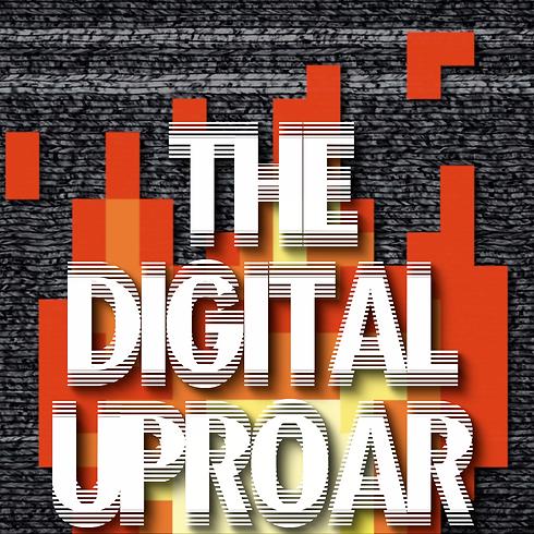 Digital UpRoar SQUARE 2 all black TV sta