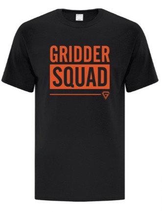 Gridders Squad Tee