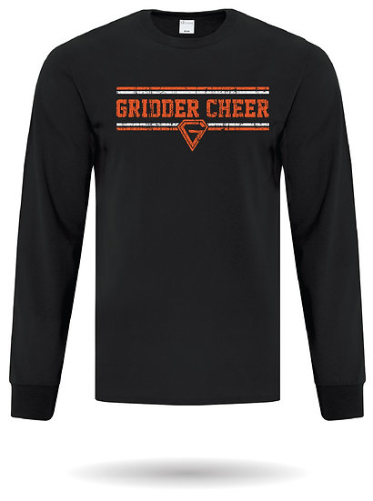 Gridder Cheer Generic Long Sleeve