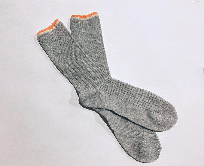 Orange Long Socks
