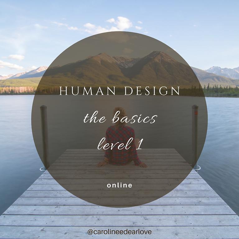 Human Design - FREE CLASS